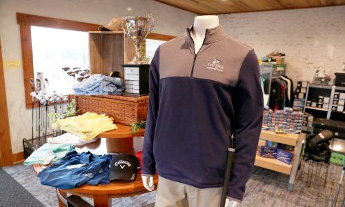 Golf Club Pro Shop Apparel